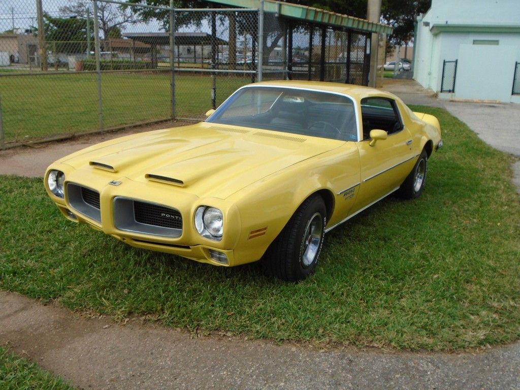 1970 Pontiac Firebird | Muscle cars for sale | Pinterest | Pontiac ...