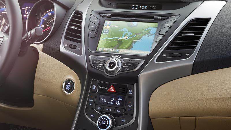 hyundai elantra 2015 beige interior. 2015 hyundai elantra elantra available navigation system with 7inch touchscreen beige interior a