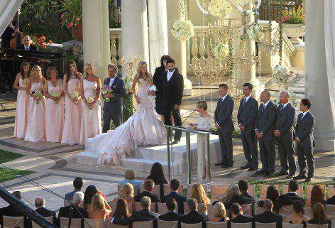 Tamra Barney Marries Eddie Judge Wears Three Wedding Dresses Her Mom Reading Favorite