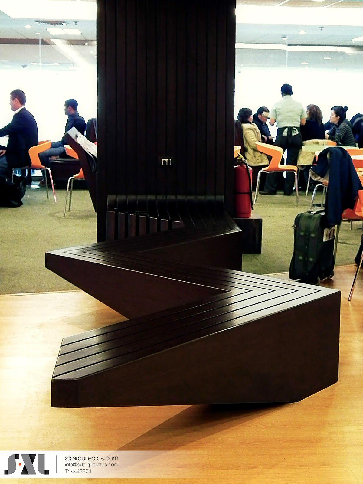 Diseño Restaurante 4d Aeropuerto - S-XL Arquitectos