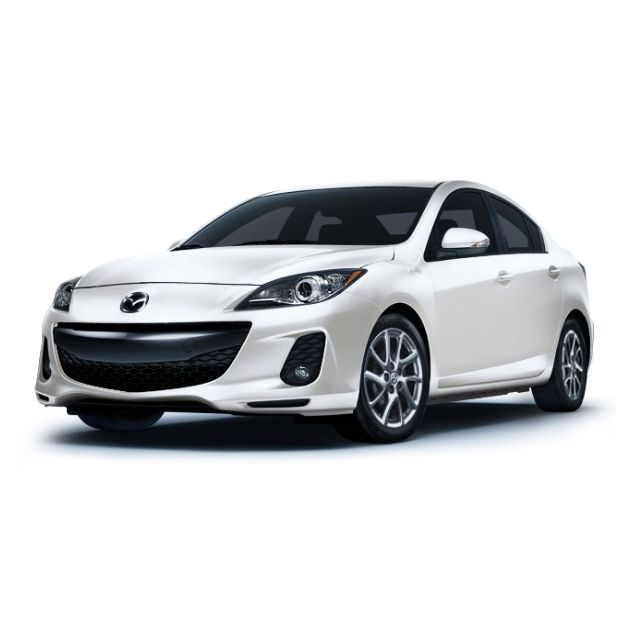 Exceptional 2013 Mazda 3 I Grand Touring   Crystal White Pearl Mica With Dune Leather  Interior, Moon Roof, Alloy Wheels And 40 Mpg...this Is What I Want My Next  Car To ...