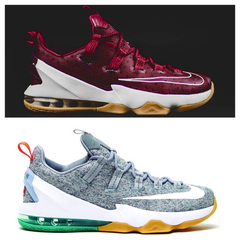 super popular f9076 e7904 LBJ 13 low   #Dope kickz..   Sneakers nike, Sneakers ...