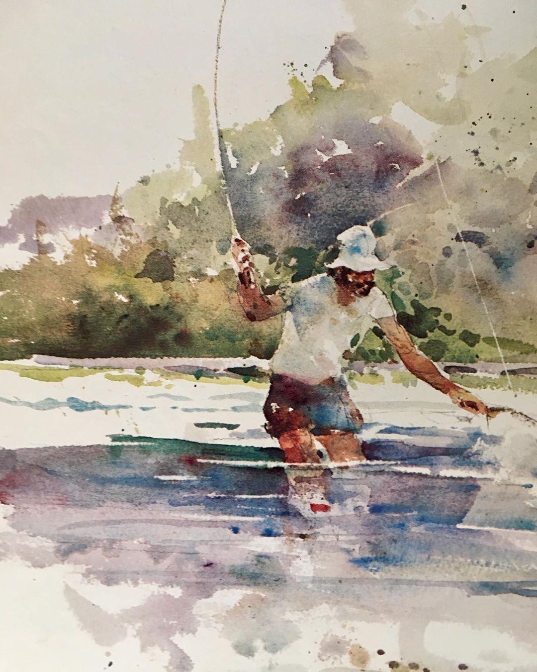 Sarah On Instagram Fly Fishing By Charles Reid Charles Reid