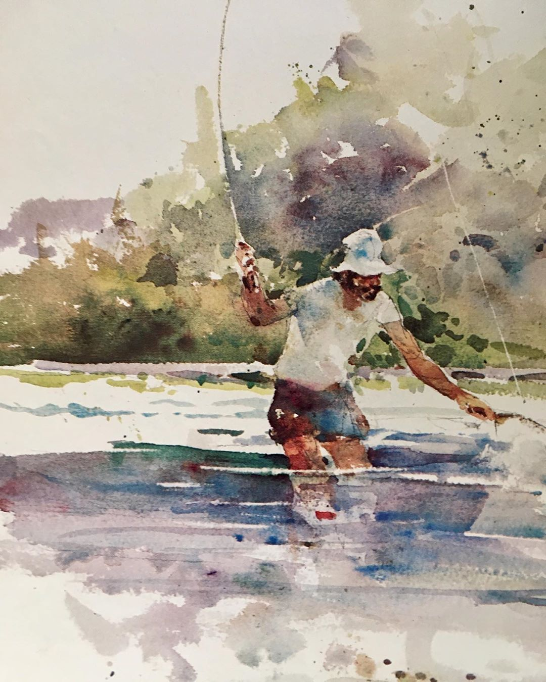 Sarah On Instagram Fly Fishing By Charles Reid Charles Reid