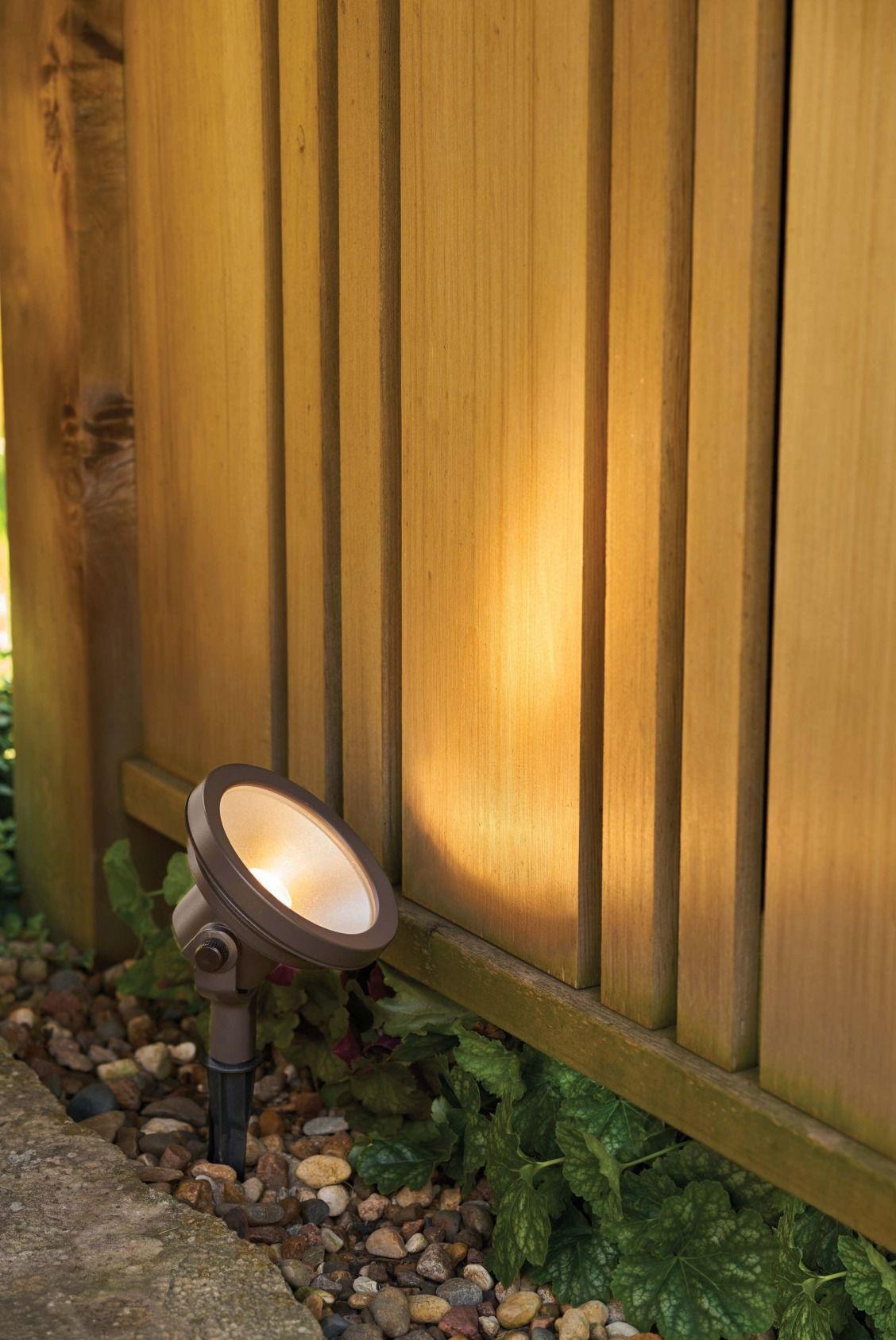 Patio Garden Wall Wash Lighting Home Garden Better Homes Gardens