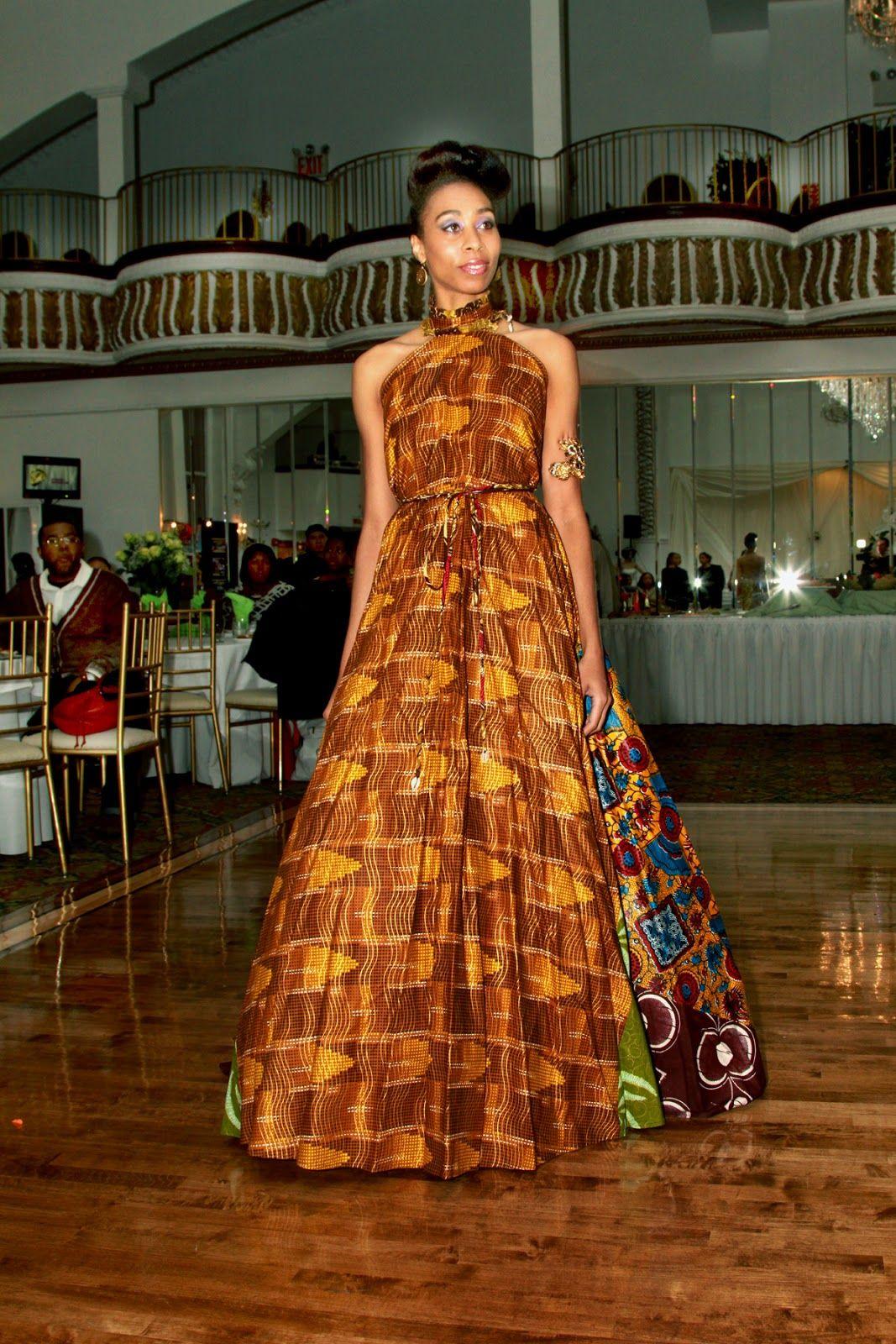 African Bridesmaids Dresses 2014 Designs Trend | beautiful dresses ...
