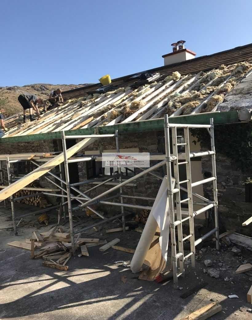 Roofing Rebuilding In Cork Roofing Roof Repair Roofer