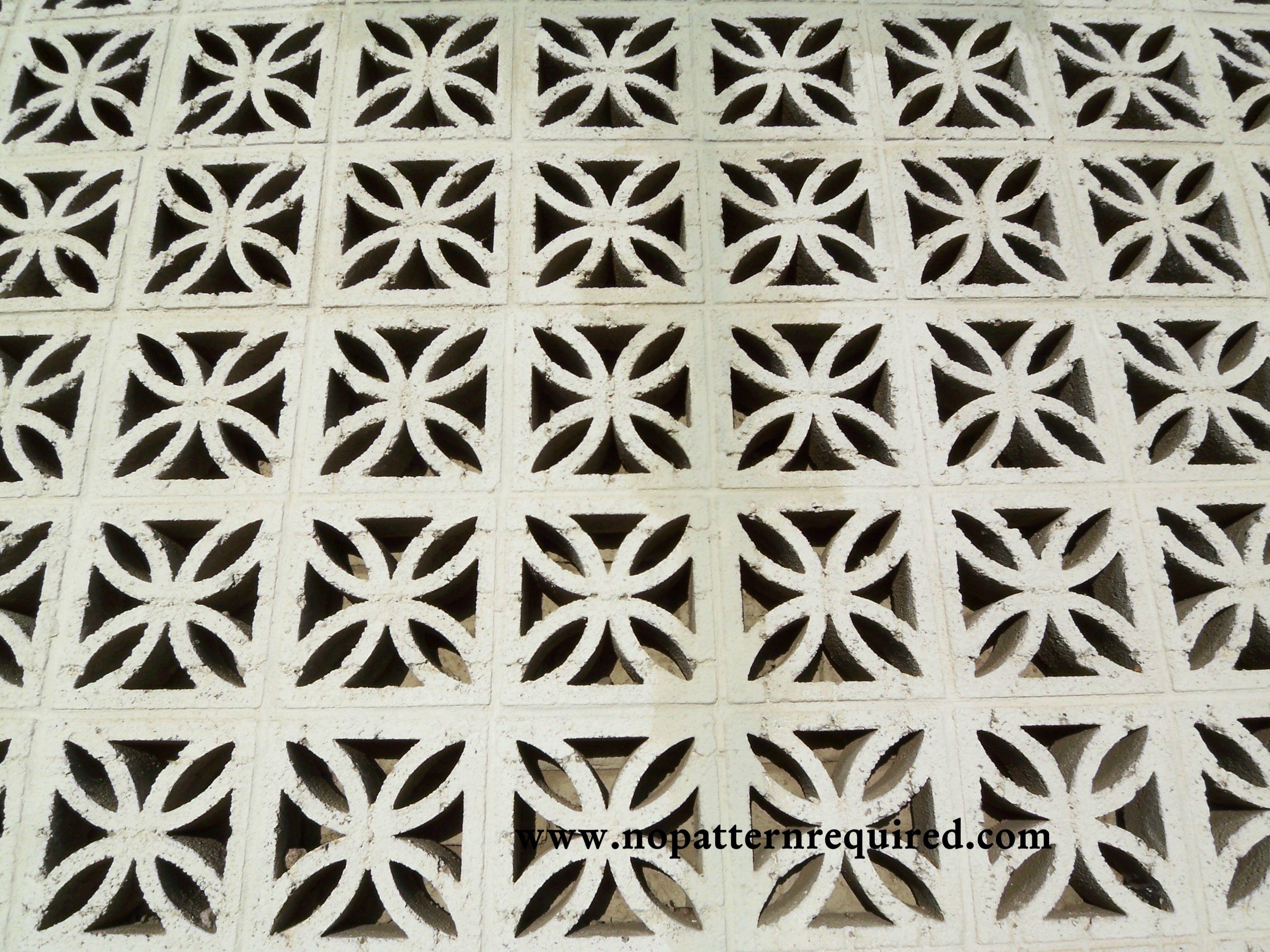 Decorative Concrete Screen Block Part 2 Screen Block Concrete