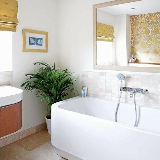 Modernes Bad – 70 coole Badezimmer Ideen | Pinterest | Moderne bäder ...