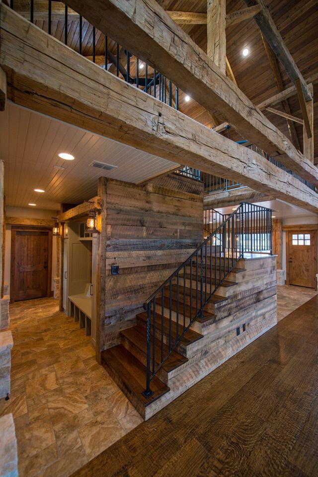 Lucky Star Farm - Heritage Restorations #houseinteriorrustic