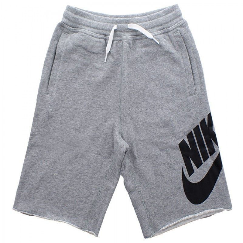 Shorts · The Nike Kids French Terry Alumni ...