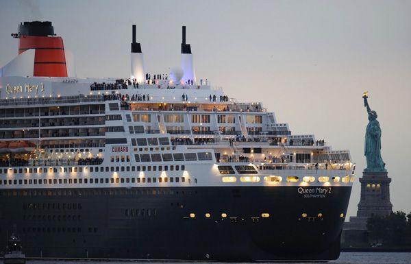 Queen Mary 2 Cruise Law News Queen Mary Cunard Cruise Transatlantic Cruise