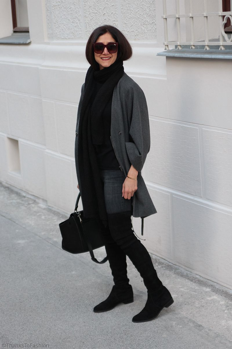 Office Outfit With Stuart Weitzman