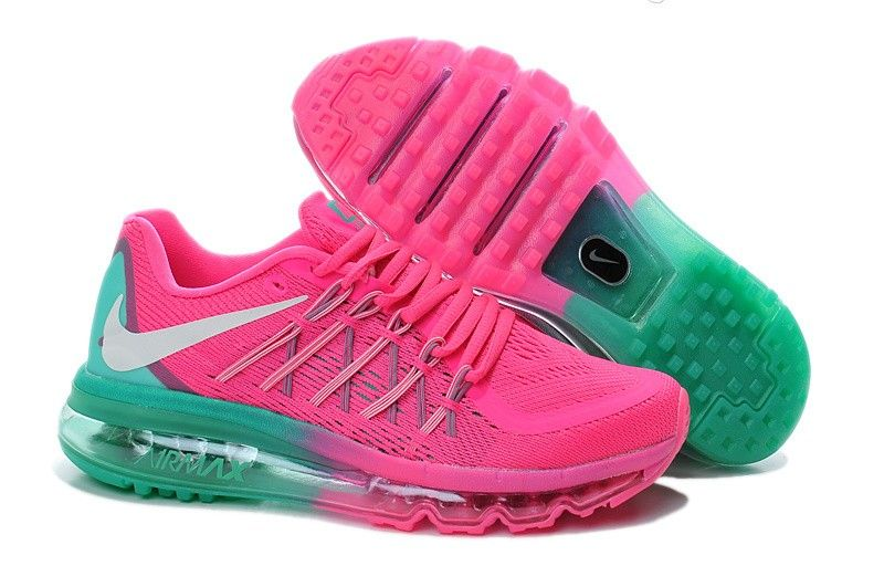 low priced 3a9fd 966eb Nike Air Max 2016 Women Rose Green Running Shoes  Favorite Sneaks  Boots  in 2019  Pinterest  Nike air max, Nike air and Nike air max for women