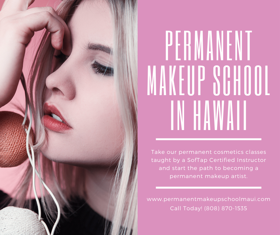 Take our permanent cosmetics classes taught by a SofTap