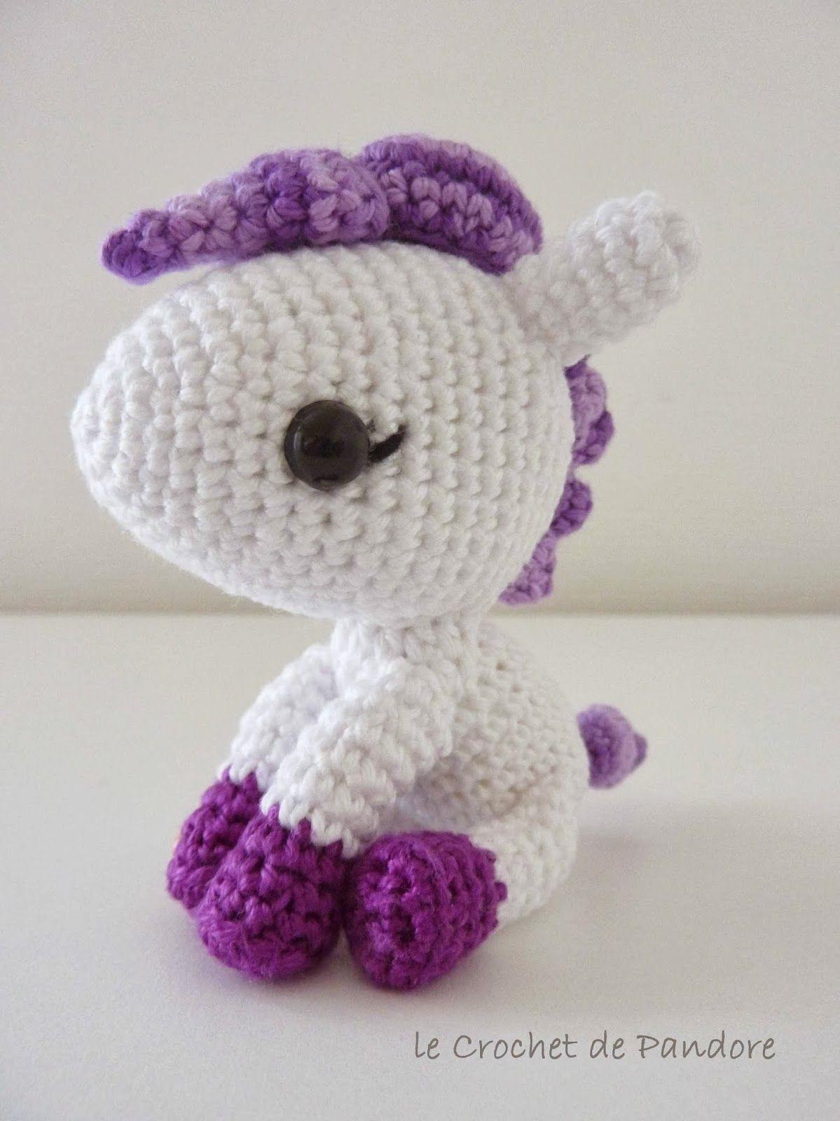 le Crochet de Pandore: Tutos crochet gratuits … | Pinteres…