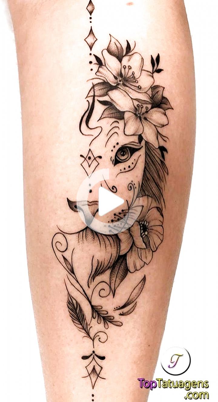 Pin on tattoo ideas female back in 2020 | Leg tattoos ...