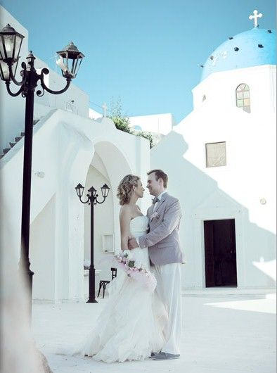 Santorini wedding ideas | Dream Wedding in Santorini