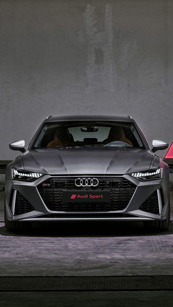 Download Audi RS6 Avant 2020 Free Pure 4K Ultra HD Mobile Wallpaper #audivehicles