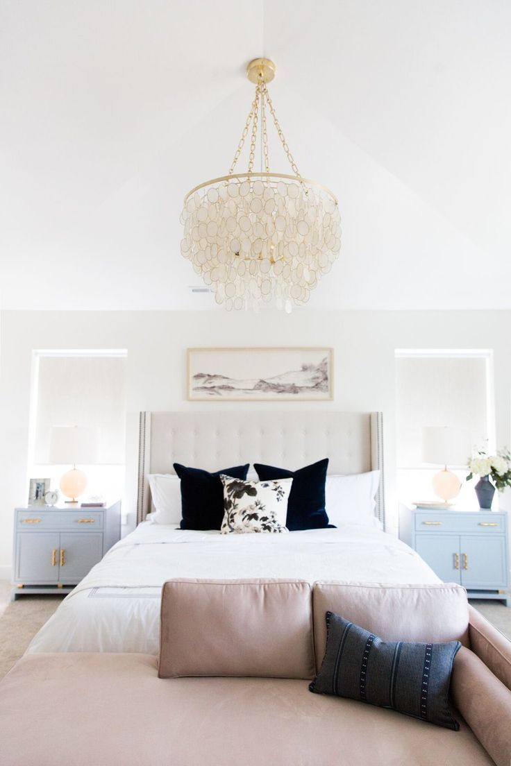 Large master bedroom decor ideas  Vineyard Street Project Reveal  Master Bedroom Decor Ideas