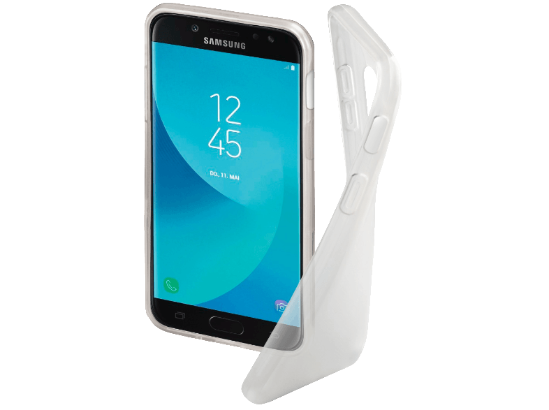 Hama Hama Crystal Clear Backcover Samsung Galaxy J7 2017 Thermoplastisches Polyurethan Transparent 04047443357052 Kateg Samsung Handy Zubehor Smartphone