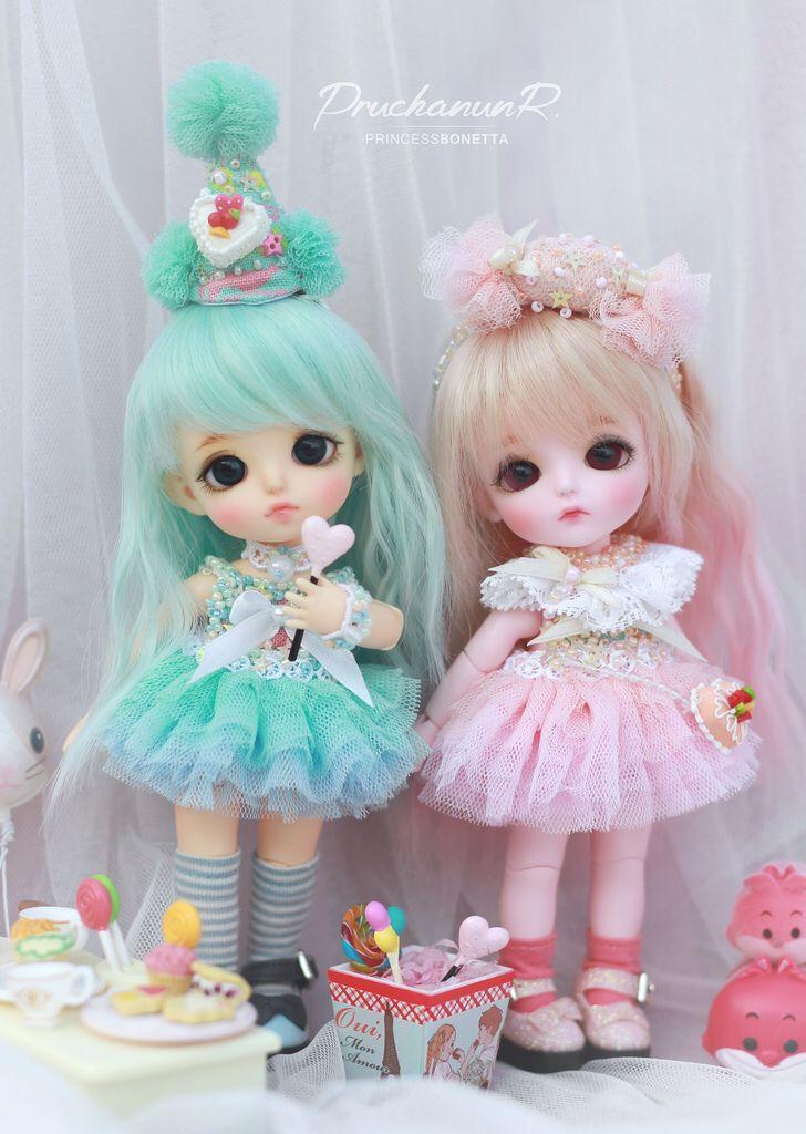 My Little Candy - Lati Yellow Nana, Sophie