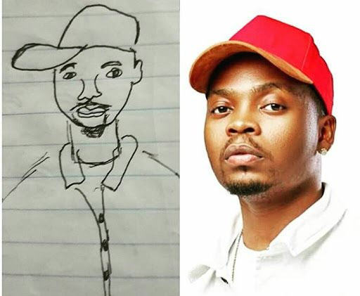 See Olamide Badoo Cartoon Picture That's Going Viral On Internet