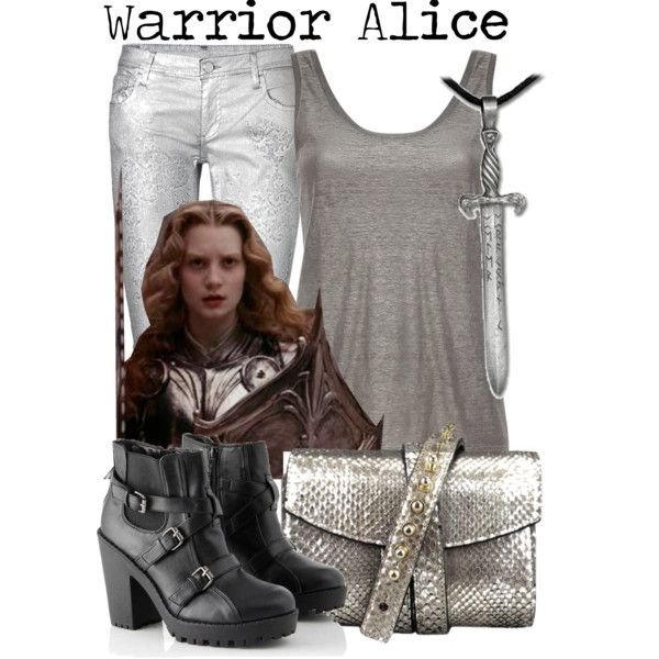 Warrior Alice  by thestarvingartist1