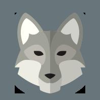 El Lobo Mexicano Esta En Peligro De Extincion Dibujos En 2019