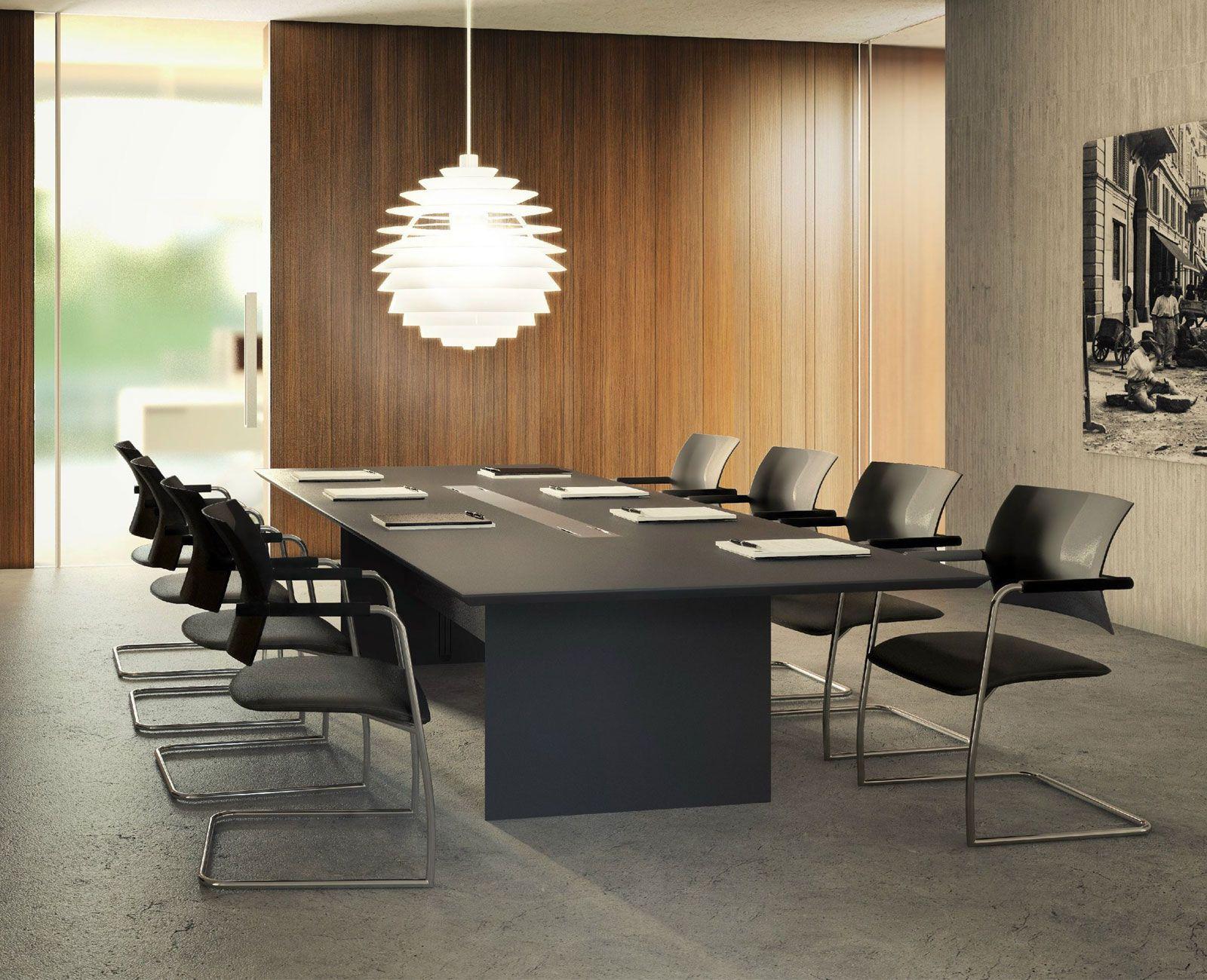 Quaranta5 Meeting Table Fantoni Forza Meeting Rooms Pinterest # Muebles Fantoni
