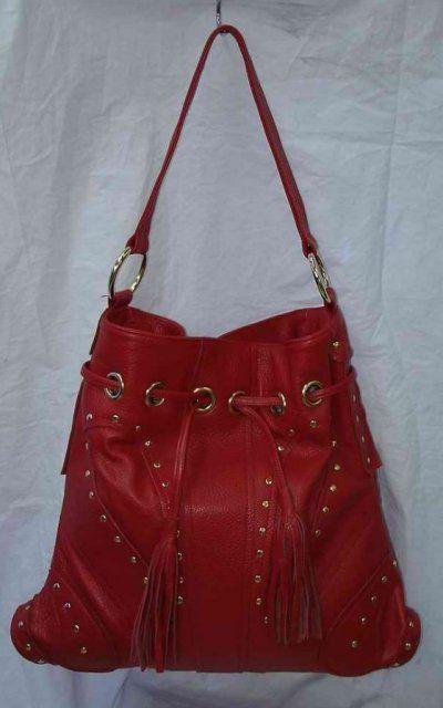 Large Bulga Bag Mine Is Pink My Handbags Pinterest Fashion Bags And Hobo