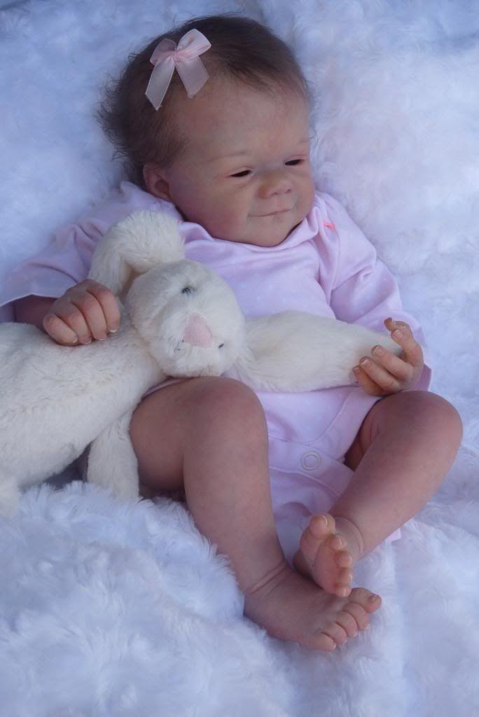 Jackies Babies Reborn Baby Girl Ruby Natalie Blick New Sculpt Reborn Babies Silicone Reborn Babies Reborn Baby Dolls
