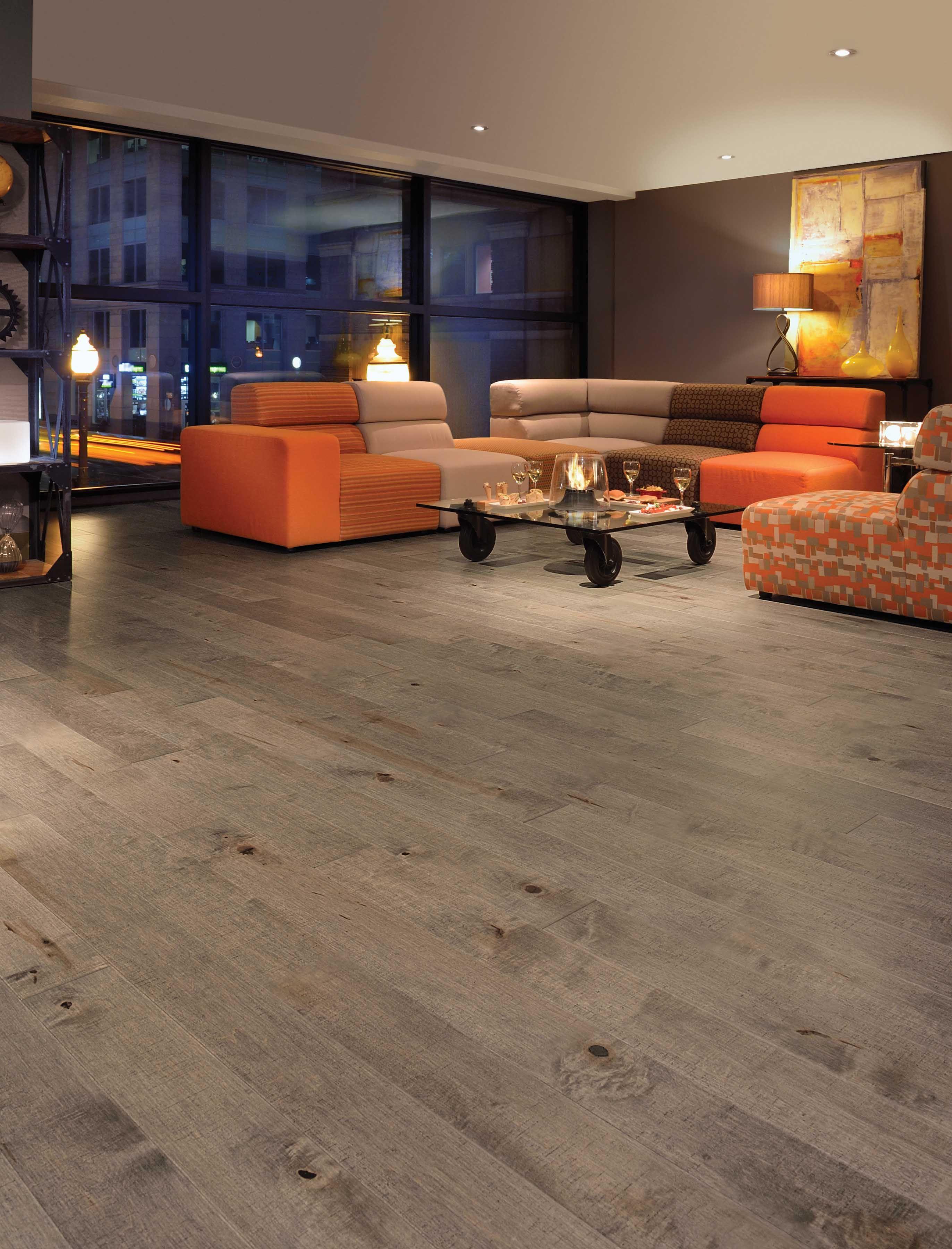 Beautiful Hardwood Flooring By Mirage Maple Floors