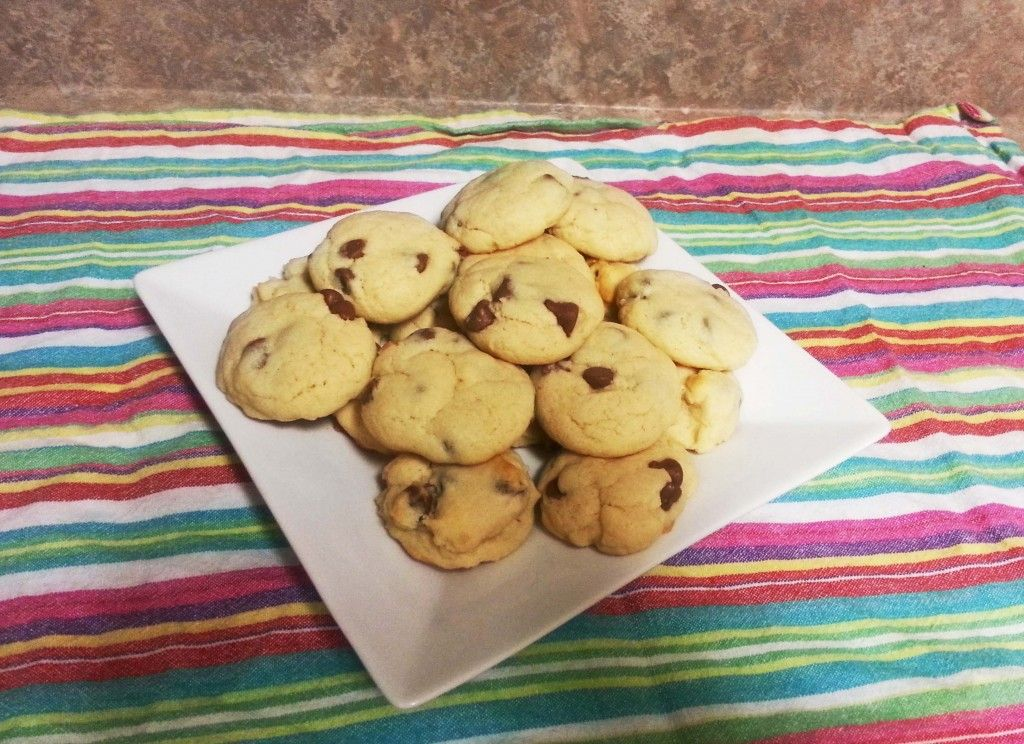 Soft Chocolate Chip Cookies Without Brown Sugar Cooking Baking