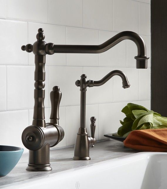 Traditional Kitchen Faucets Taps Pinterest American Standard