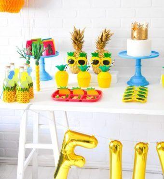 Fiestas infantiles de la playa y la piscina fiestas for Ideas para cumpleanos en piscina