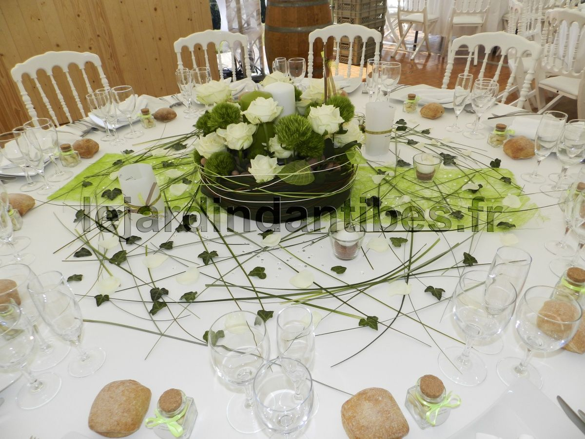Idees Decoration Table Mariage