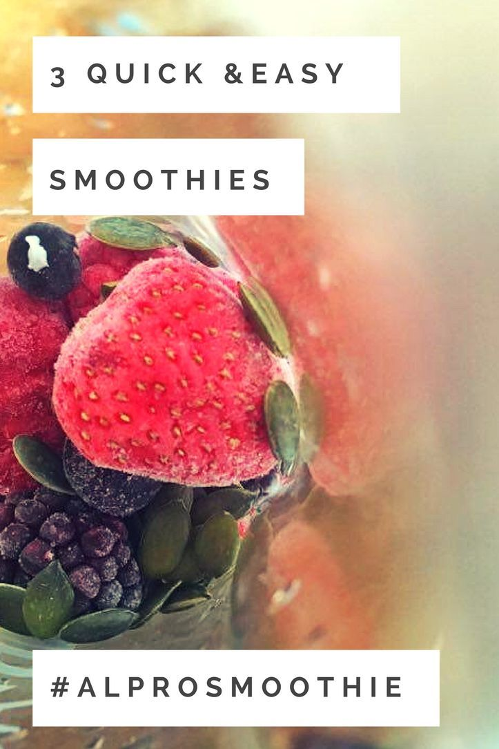 Are you a smoothie addict? Check out my top three smoothies here. Quick and easy smoothies, and one even involved my first love. Coffee! Coffee smoothies can only me a good thing ♥