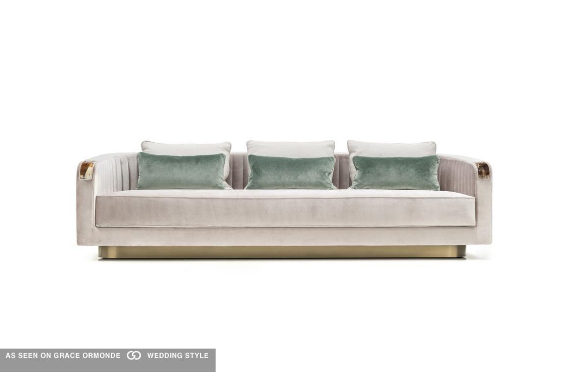 Luxury Sofa Acrahorn Italian Handmade Luxury Sofa Oasis Style Sofa