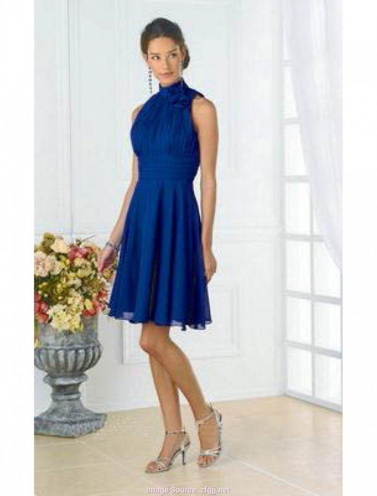 Kleider Für Hochzeit Als Gast Blau di 5