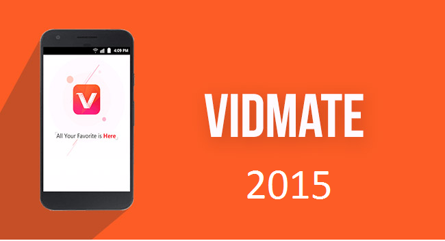 Vidmate 2015 download old version | Download app in 2019