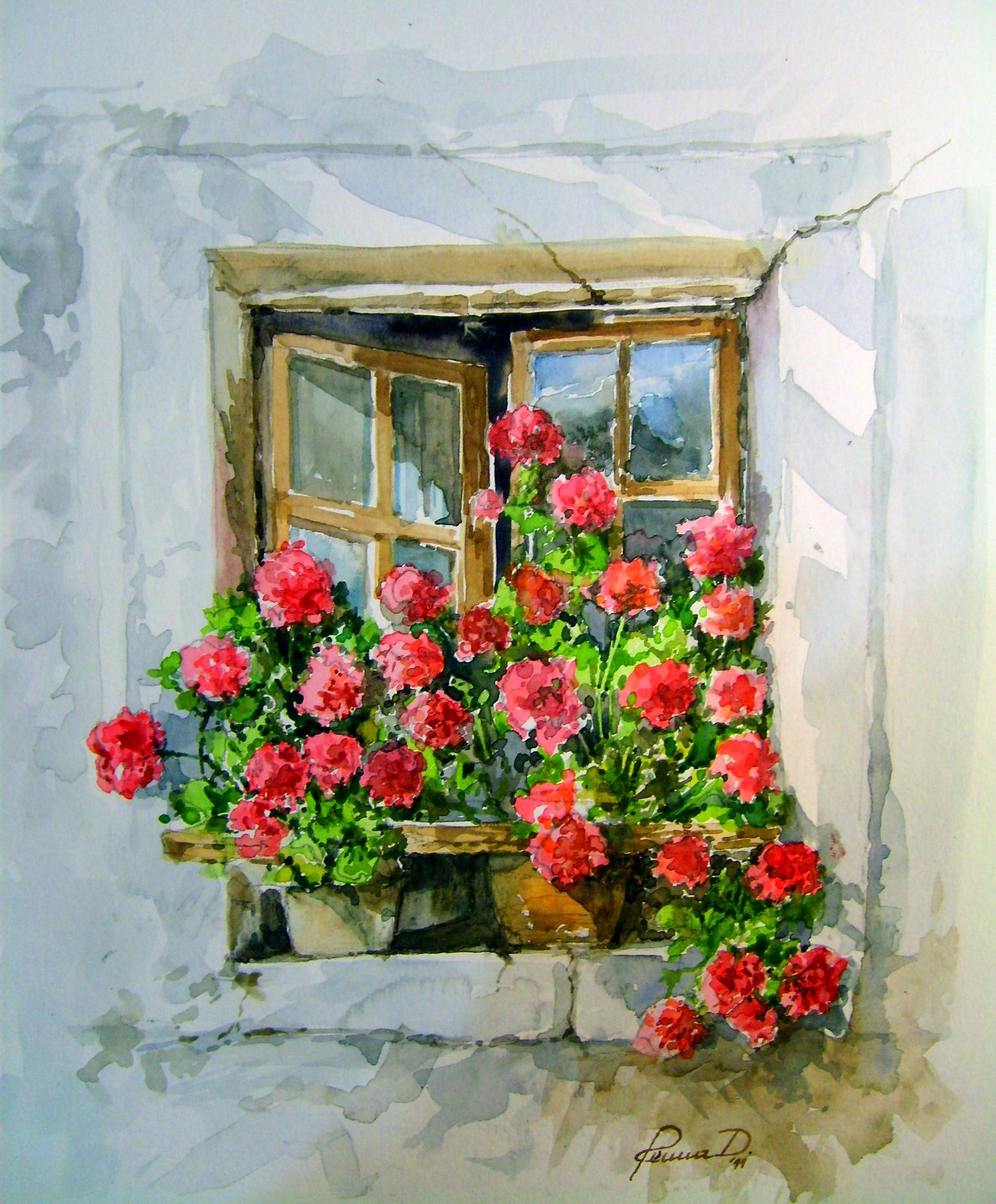 pin von nadia premuni auf watercolor   pinterest   aquarell, malen