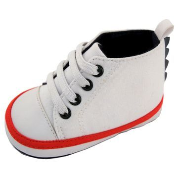 Baby Boys' Rising Star High-Top Sneaker