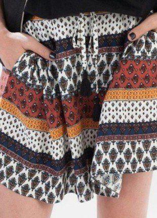 Compra mi artículo en #vinted http://www.vinted.es/ropa-de-mujer/pantalones-estampados/484591-pantalon-corto-etnico
