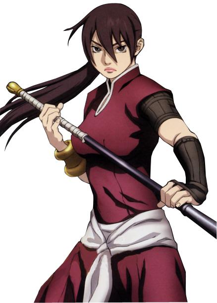 精霊の守り人 バルサ Anime 守り人 キャラクターデザイン 精霊