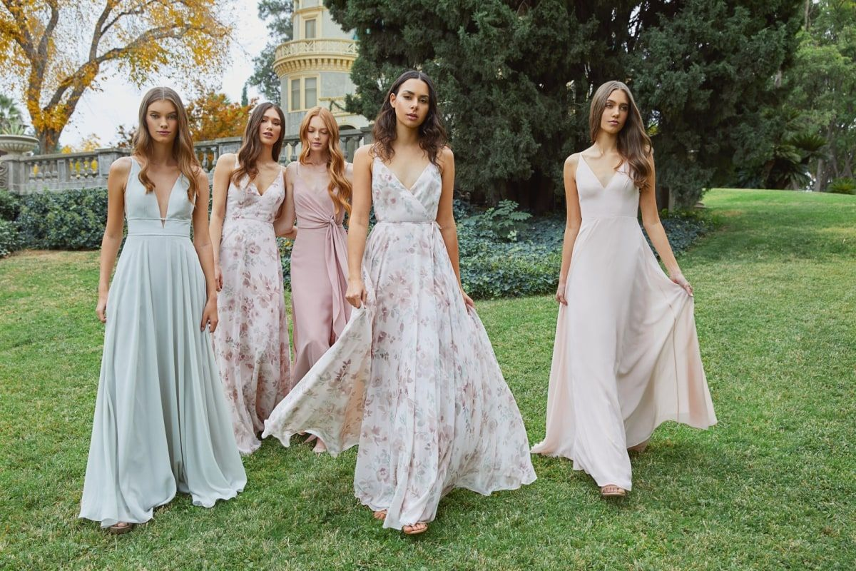 Jenny Yoo Collection Bridesmaid Dresses Spring 2020 Dress For The Wedding Spring Bridesmaid Dresses Summer Bridesmaid Dresses Mix Match Bridesmaids Dresses [ 800 x 1200 Pixel ]