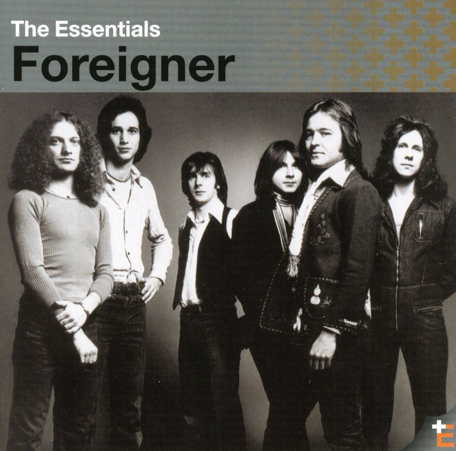Your Pictured Memories Foreigner - Essentials