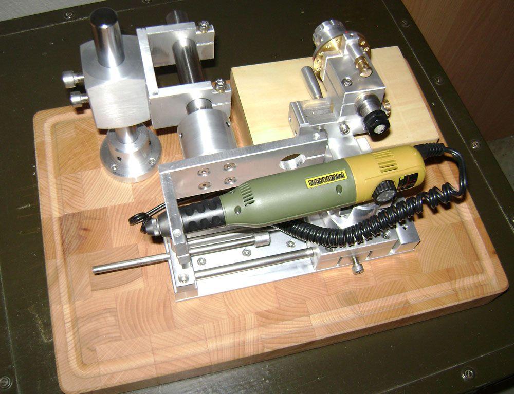 bohrerschleifvorrichtung eigenbau rc panzer metal working pinterest schleifen. Black Bedroom Furniture Sets. Home Design Ideas