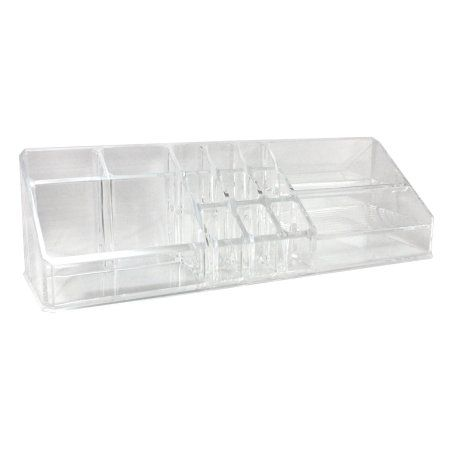 Precision Beauty 15 Compartment Multi Purpose Cosmetic Organizer