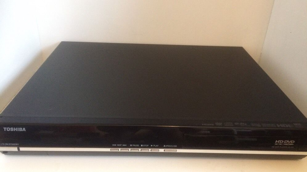 Toshiba HD DVD Player HD-D3KU with 20 Movies!!! Huge Lot!!! #Toshiba